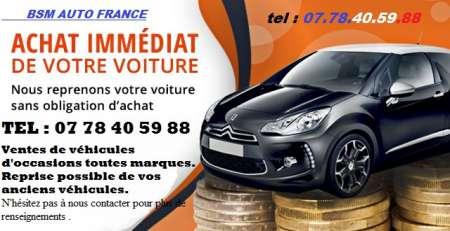 Achat vente de vehicule tel france for Vente garage automobile ile de france
