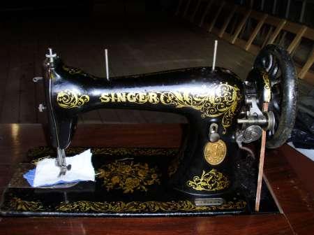 vieille machine coudre singer france collectionneur. Black Bedroom Furniture Sets. Home Design Ideas